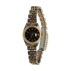 Gold and Stainless Steel Rolex Watch Model 69173