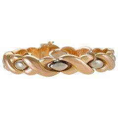 Gold Bracelet by Cartier