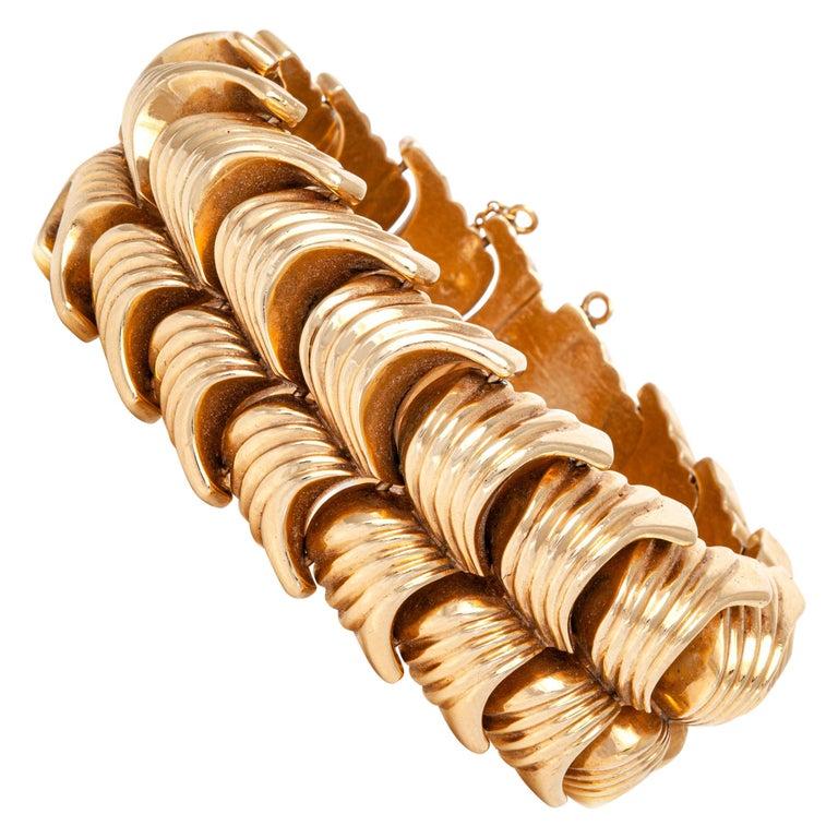 Gold Bracelet For Sale