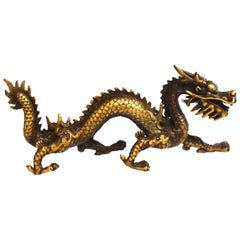 Gold Bronze Imperial Dragon