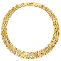 Cartier Link Necklaces