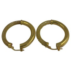 Gold Earrings 14 Karat