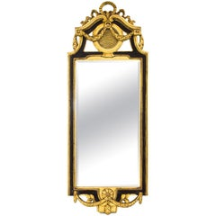 Gold European Style Mirror