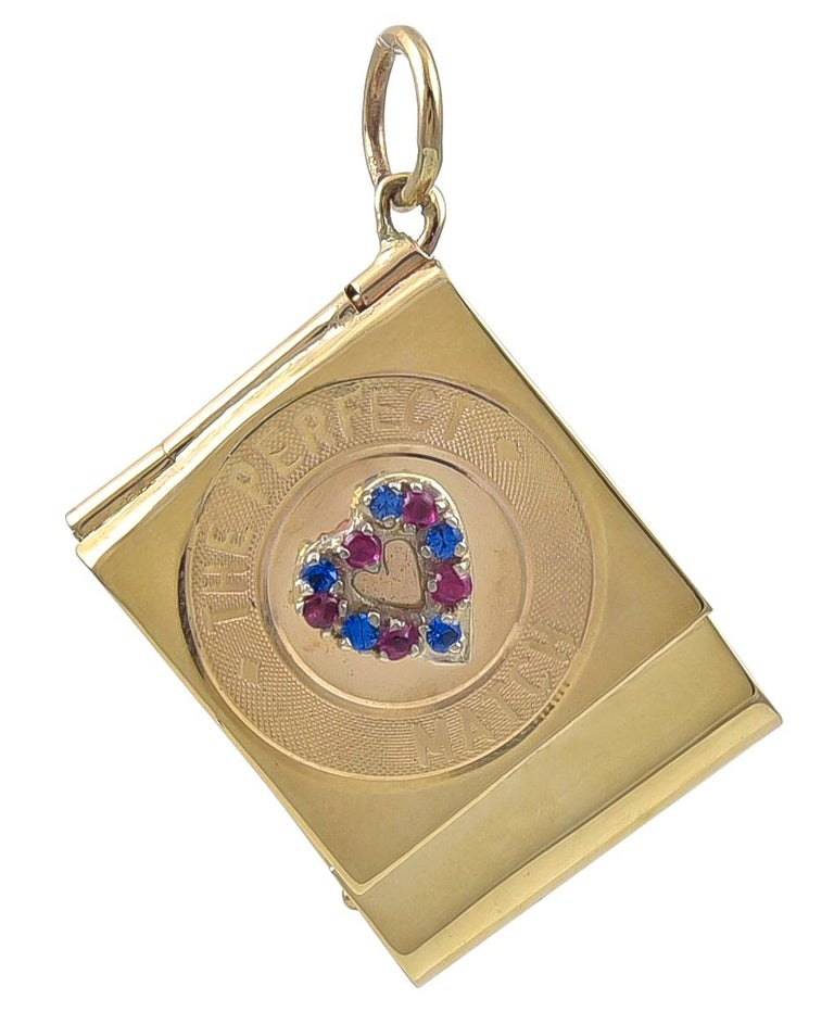 Gold Gemset Perfect Match Charm For Sale 1