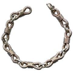 Gold Georges Lenfant Bracelet