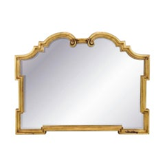 Gold La Barge Italian Mirror