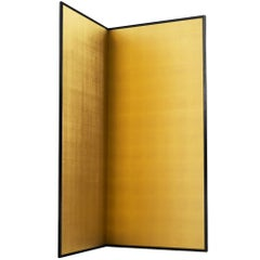 Gold Leaf Room Divider/Screen