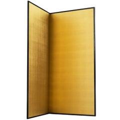 Gold Leaf Room Divider/Screen
