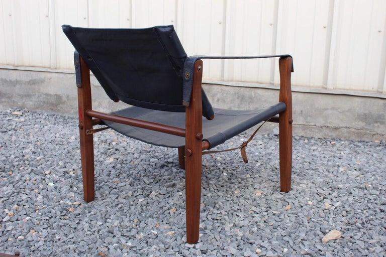 Gold Medal Safari Chair In Good Condition For Sale In San Pedro Garza Garcia, Nuevo Leon