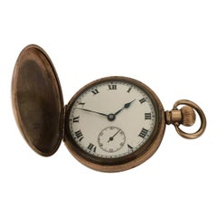 Enamel Pocket Watches