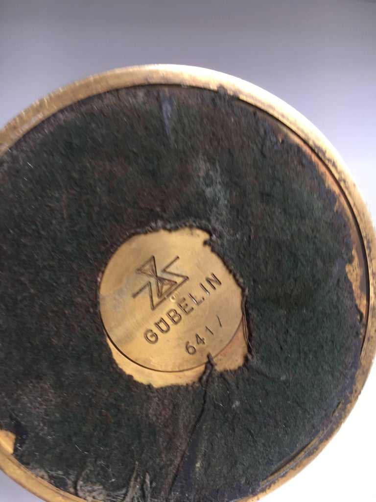 Swiss Gold-Plated Gubelin Lighter