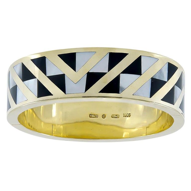 Gold Tiffany & Co. Bracelet For Sale