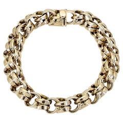 Gold Tiffany & Co. Chain Bracelet
