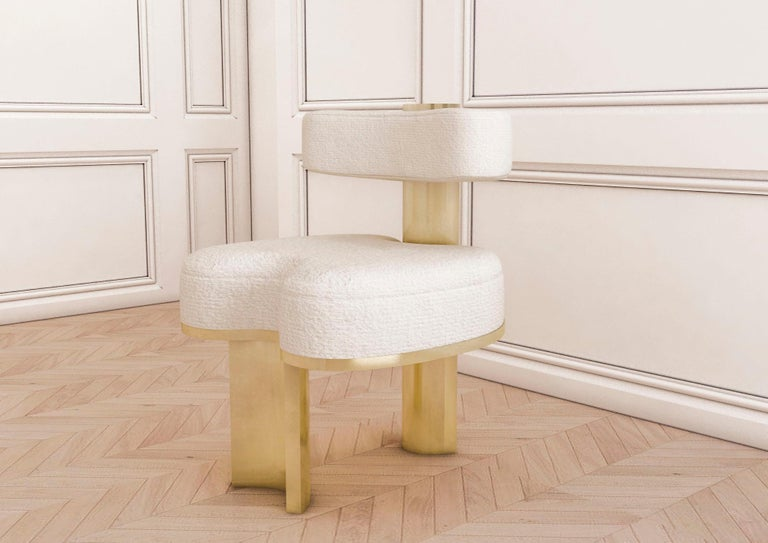 Gold Yoda Chair by Melis Tatlicibasi For Sale 5