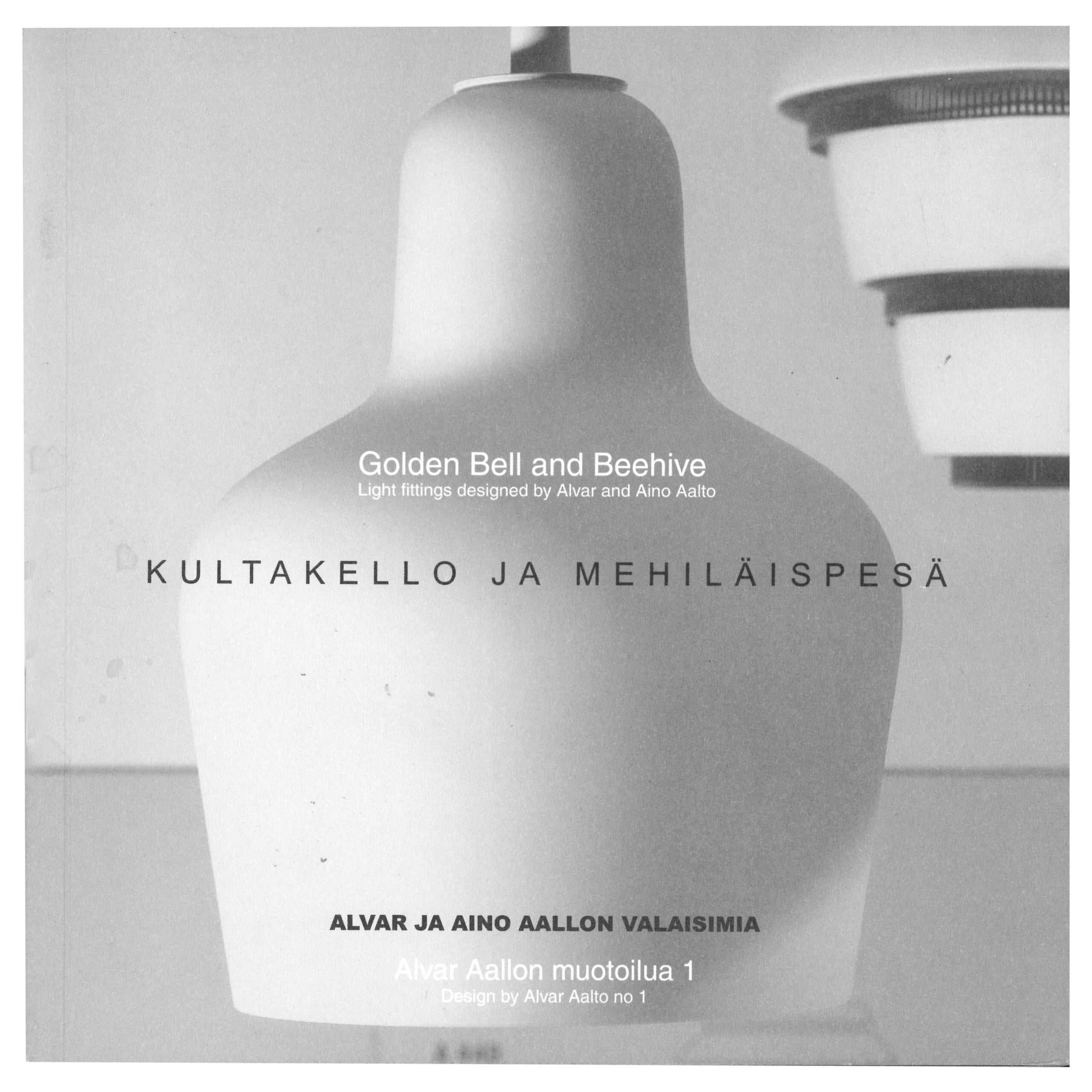 Golden Bell and Beehive Light Fittings Designed by ALVAR & AINO AALTO, Book