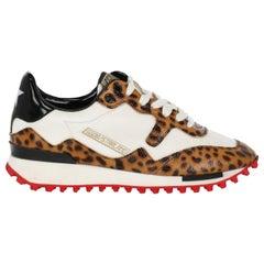 Golden Goode Deluxe Brand Woman Sneaker Black, White EU 35