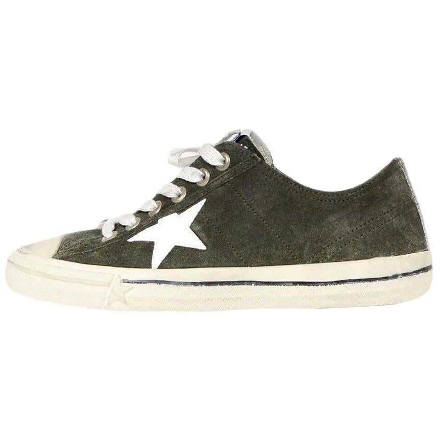 Star Distressed Sneakers sz 41