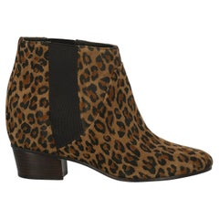 Golden Goose Deluxe Brand Woman Ankle boots Black Leather IT 36