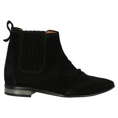Golden Goose Deluxe Brand  Women   Ankle boots  Black Leather EU 37