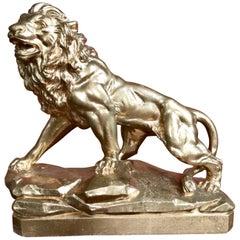 Golden Lion, circa 1950