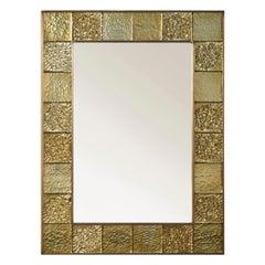 Golden Mirror by Studio Glustin