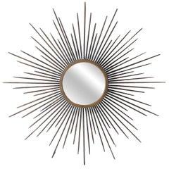 Golden Sun Mirror, France, 1960