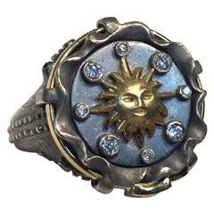 Golden Sundial