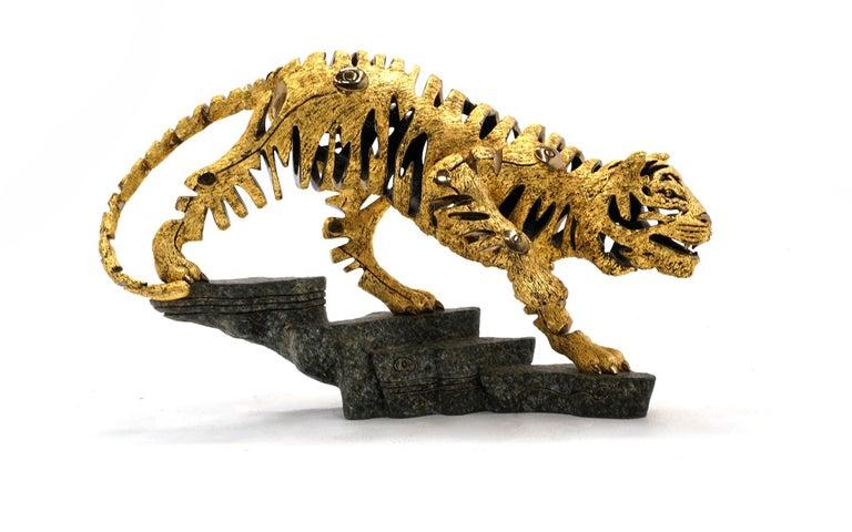 Stunning cast bronze