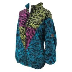 Goldencup multicoloured jacket / bomber