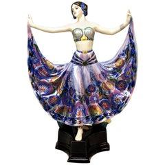 Goldscheider Vienna Lady Dancer Ruth by Rosé Model 4141, Made circa 1925