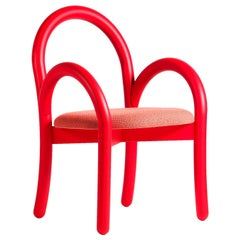 Goma with Thomas Sandell, Unique Scandinavian Design Armchair