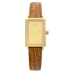 Gomelsky Shirley Fromer Steel Beige and Diamond Dial Ladies Watch G0120023478