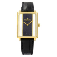 Gomelsky Shirley Fromer Steel Two-Tone Dial Quartz ladies Watch G0120083081