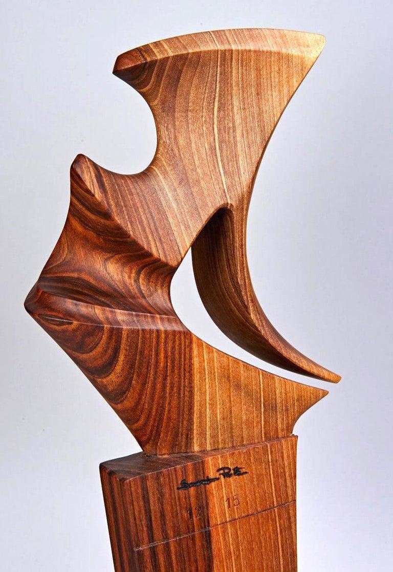 Hand-Carved Gondola