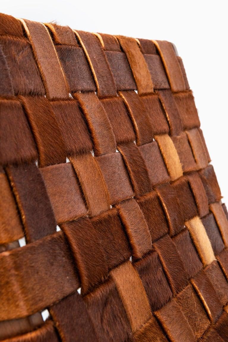 Gonzalo Cordoba Easy Chair Model Guama by Dujo in Cuba In Excellent Condition For Sale In Malmo, SE