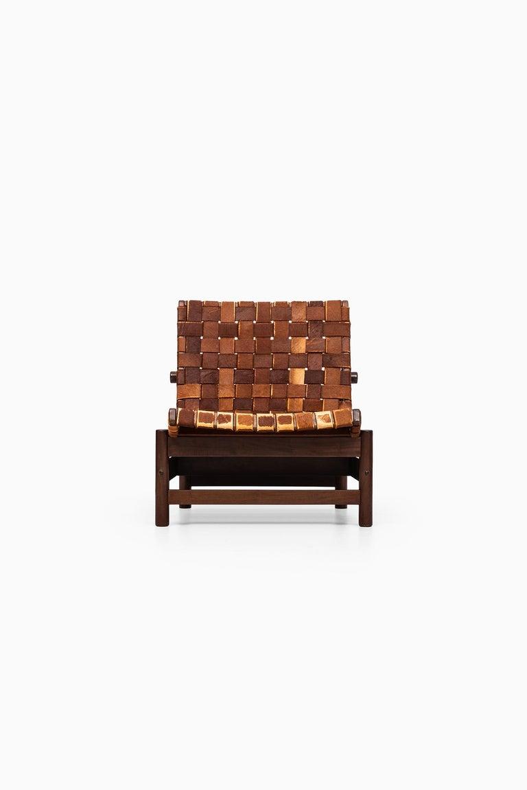 Gonzalo Cordoba Easy Chair Model Guama by Dujo in Cuba For Sale 1