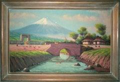 Mountain Village Canal