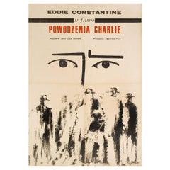 'Good Luck, Charlie' 1966 Polish A1 Film Poster