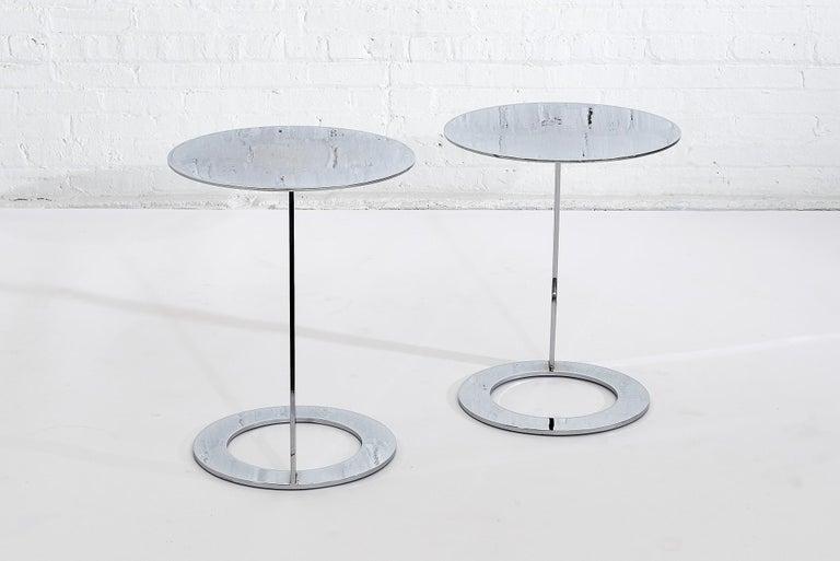 American Good Morning Pedestal Tables Ligne Roset For Sale
