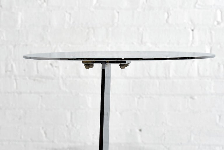 20th Century Good Morning Pedestal Tables Ligne Roset For Sale