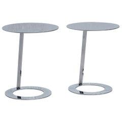 Good Morning Pedestal Tables Ligne Roset