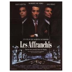 Goodfellas 1990 French Grande Film Poster