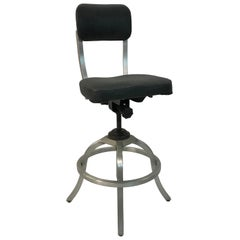 Goodform Adjustable Aluminum Drafting Stool
