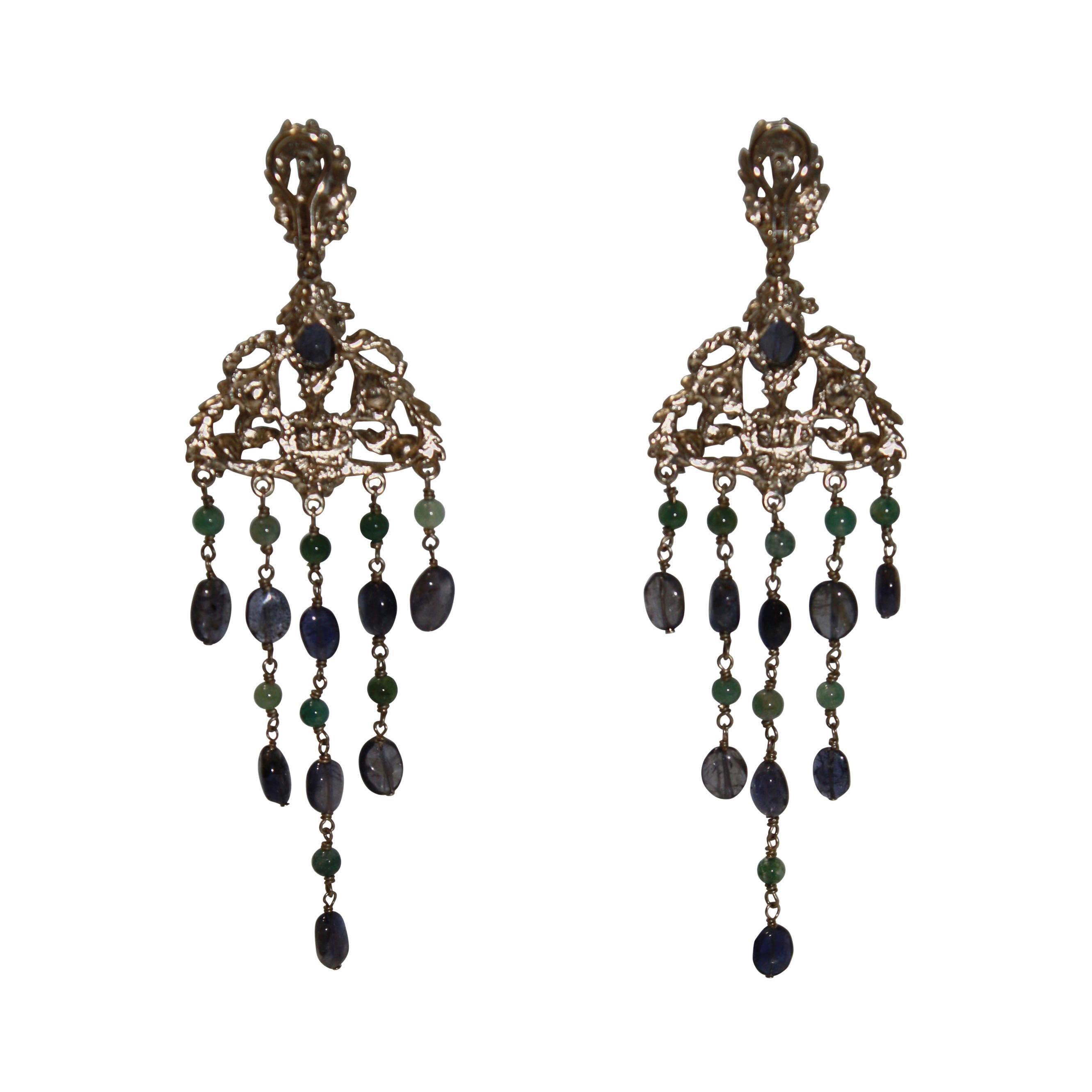 Empire Chandelier Earrings