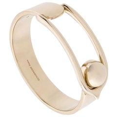 Goossens Paris Pale Gold Boucle Bracelet