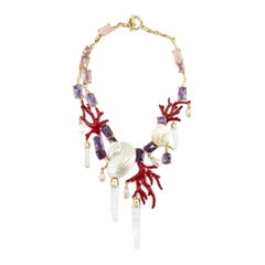 Goossens Paris Shellfish Necklace