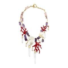 Goossens Paris Shellfish Necklace