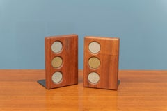 Gordon and Jane Martz Bookends for Marshall Studios