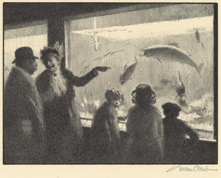 Gordon Grant created the image