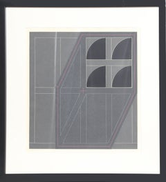 """Series 40 C,"" Screenprint, 1965"
